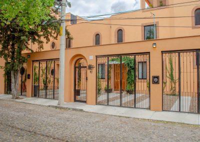 Hotel en venta en San Miguel de Allende Gto.